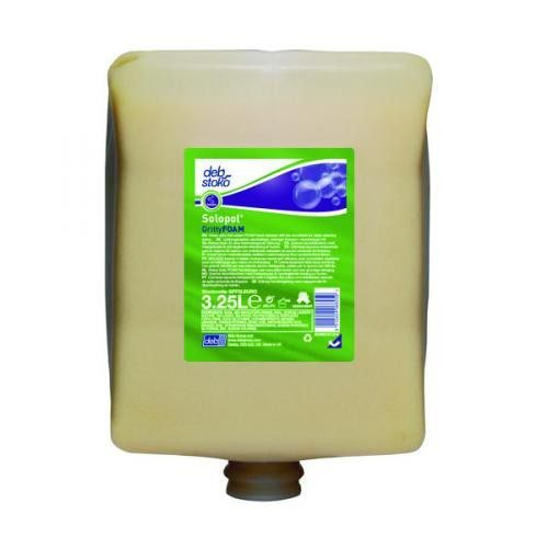 Deb Solopol GFX POWER FOAM Cartridge 3.25 Litre GPF3LEURO