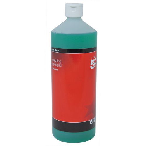 5 Star (1.0L) Washing-Up Liquid