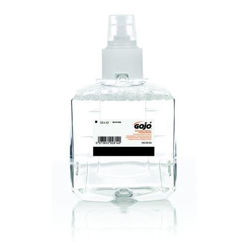 GOJO Antibacterial Foam Soap LTX 12 1200ml Refil pk2