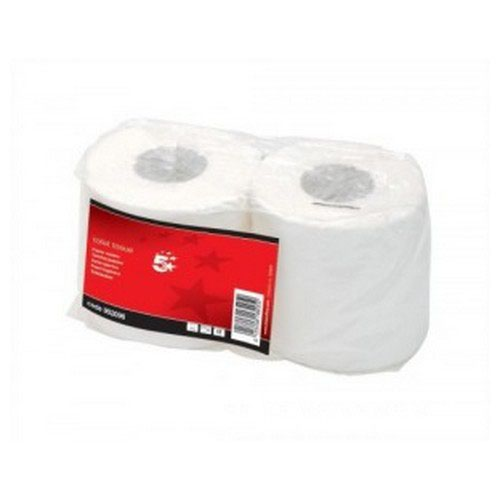 5 Star Toilet Roll 2 Ply 320 Sheet Pack 36