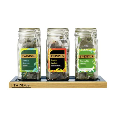 Twining Kilner Jars Set of 3