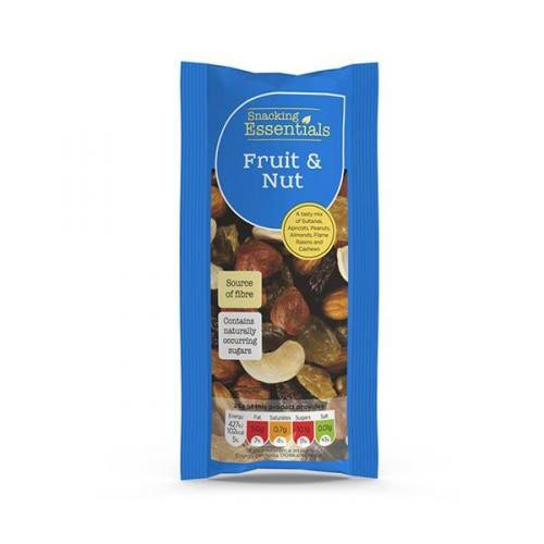Snacking Essentials 50g Fruit/Nut Pack 16