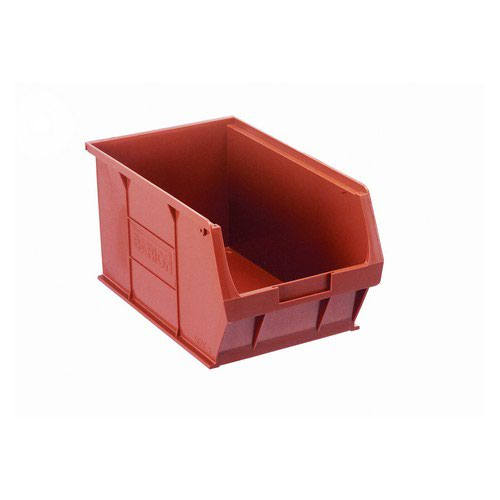 TC5 Red Containers L350xW205xH182mm Pack 10