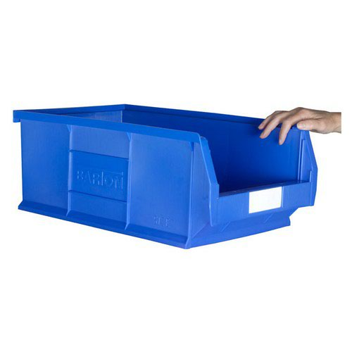 TC7 Blue Containers L520xW310xH200mm Pack 5