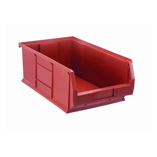 TC7 Red Containers L520xW310xH200mm Pack 5