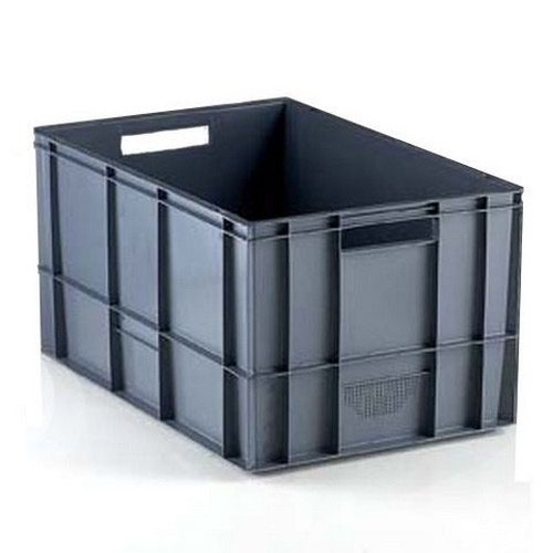 60 Ltr Euro Container Grey Ext.L600xW400xH320mm/Int.L552xW353xH304mm