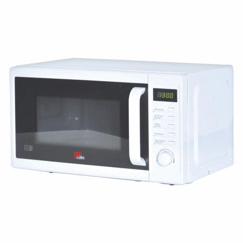 MyCafe White 20 Litre Digital Microwave
