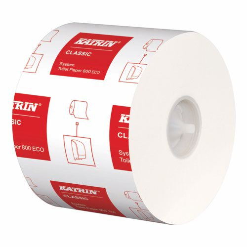 Katrin Classic System Toilet Roll ECO Pack 36