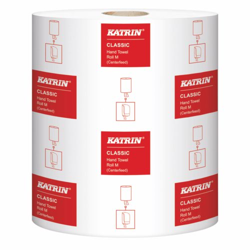 Katrin Classic Hand Towel M2 Roll Pack 6