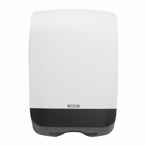 Katrin Inclusive Large Hand Towel M Dispenser White