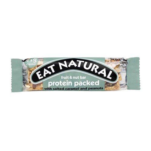 Eat Natural Bars Salted Caramel 45g Pack 12