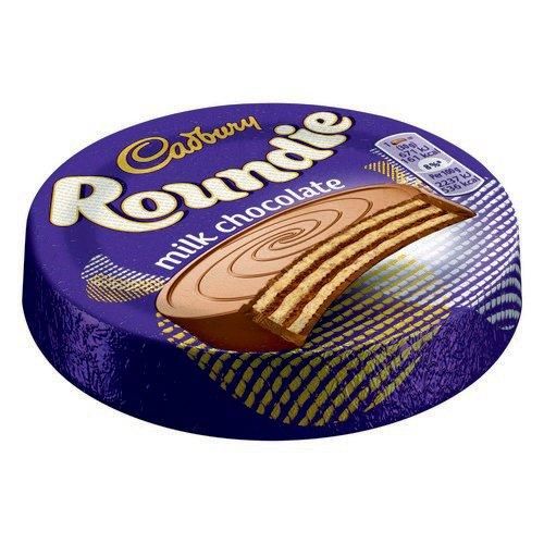 Cadburys Roundie Biscuit On The Go 30Gx30