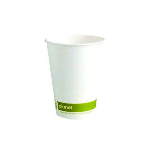 Planet 8Oz Single Wall Cups Pack 50