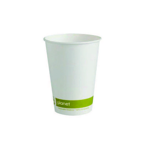 Planet 12Oz Single Wall Cups Pack 50