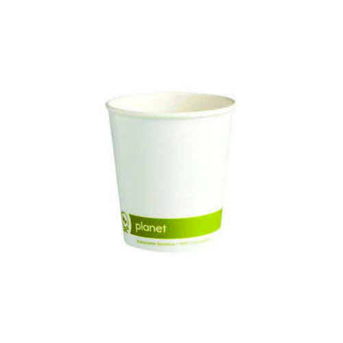 Planet 8Oz Double Wall Cups Pack 25