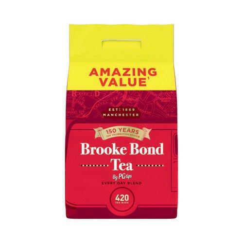 Brooke Bond Tea Pack 420