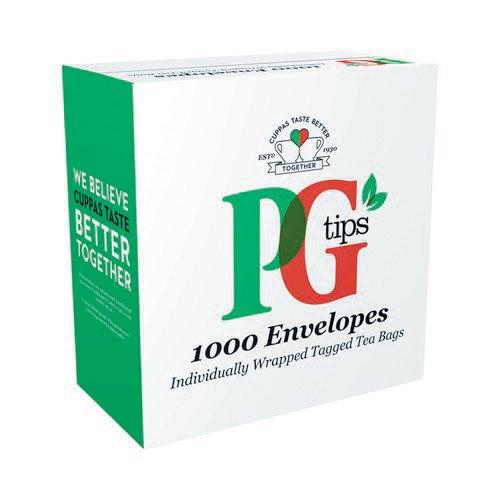 PG Tips 1000 Envelope Tea