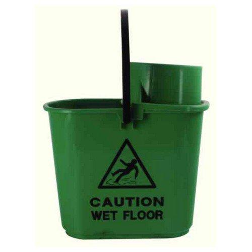 Contico Mop Bucket Wringer 15 Litre Green