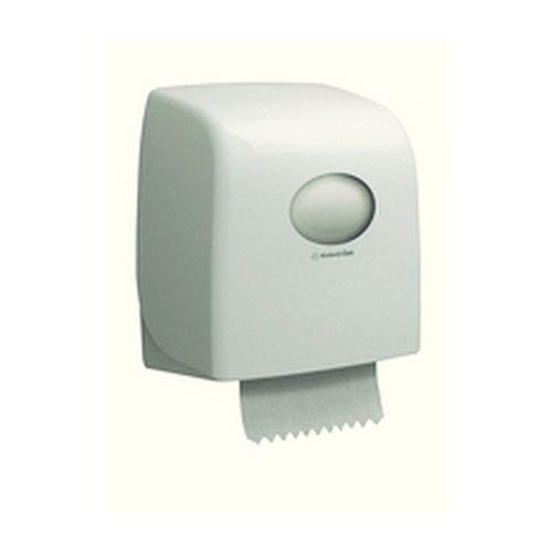 Aquarius Slimroll Dispenser White