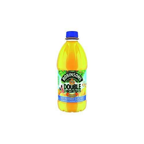 Robinsons Squash Orange 1.75 Litre Pack 2