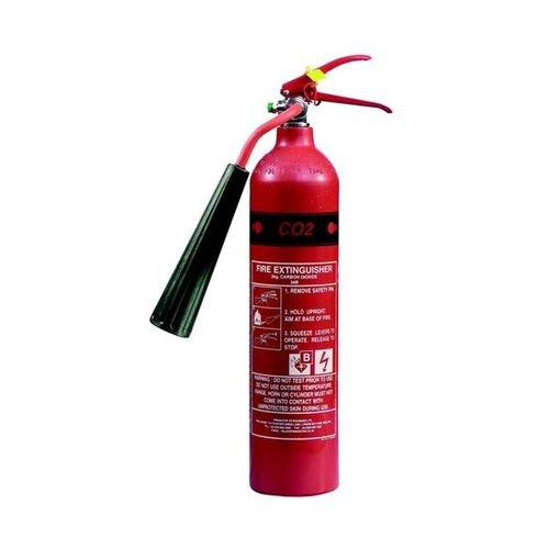 Firemaster Fire Extinguisher Carbon Dioxide 2kg