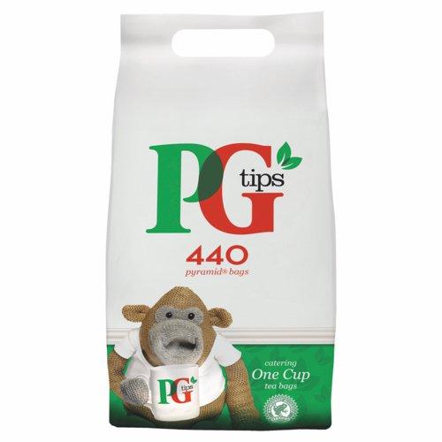 PG Tips Pyramid Tea Bags Pack 440