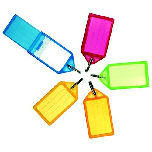 Helix Sliding Key Fobs Large Assorted Pack 50