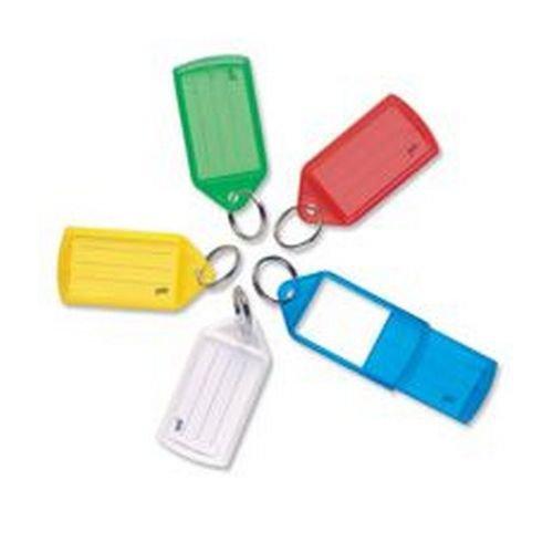 Helix Sliding Key Fobs Medium Assorted Pack 50