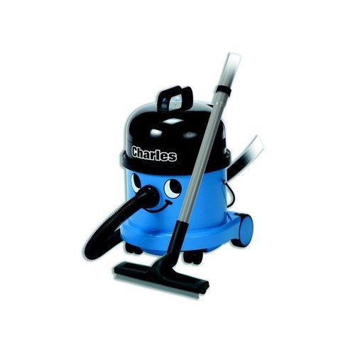 Numatic Charles Wet/Dry Vacuum Cleaner Blue