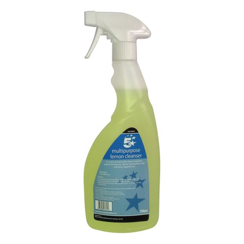 5 Star Ready To Use Multipurpose Cleaner 750ml