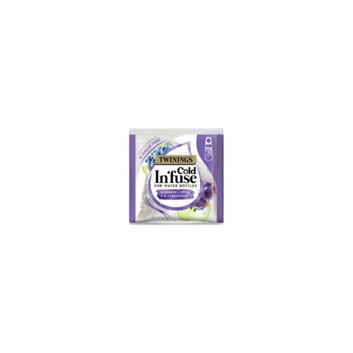 Twinings Cold Infuse Blueberry Apple & Blackcurrant Pack of 100 F15119