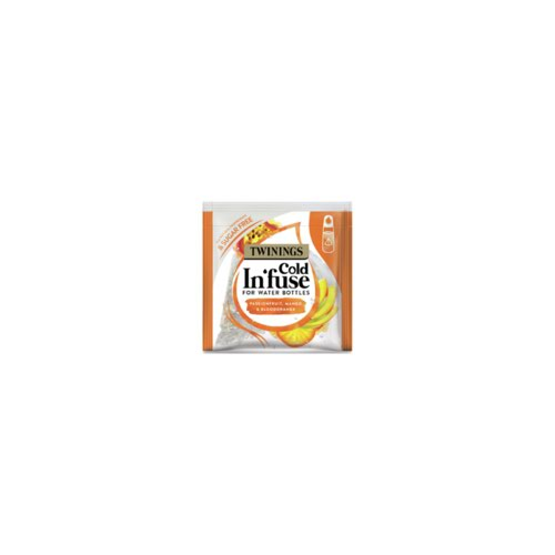 Twinings Cold Infuse Passionfruit Mango & Blood Orange Pack of 100 F15121
