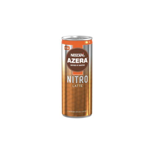 Nescafe Azera Nitro Latte 12 x 192ml 12337198