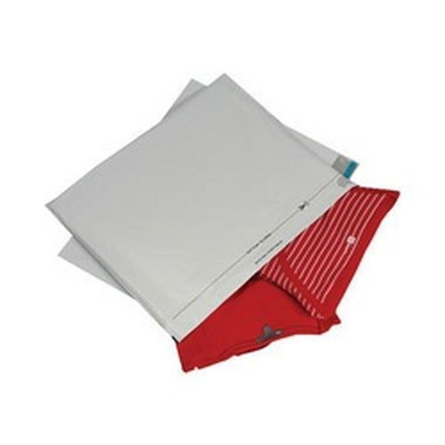 Keepsafe Envelope Extra Strong Polythene Opaque DX W400xH430mm Peel & Seal Box 100