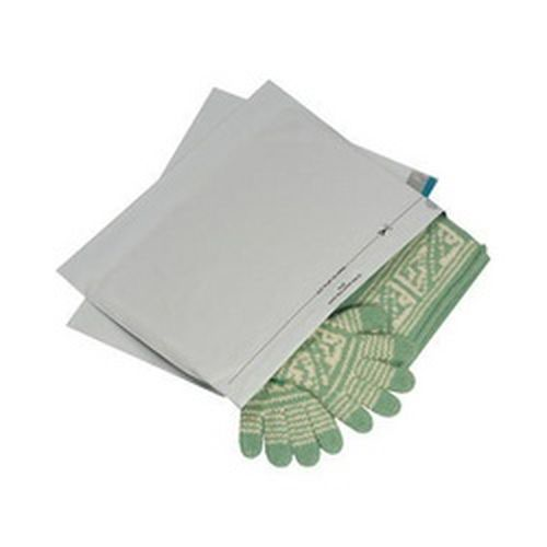 Keepsafe Envelope Extra Strong Polythene Opaque DX W460xH430mm Peel & Seal Pack 100