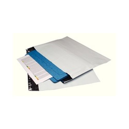 Keepsafe Envelope Extra Strong Polythene Opaque DX W400xH430mm Peel & Seal Box 20