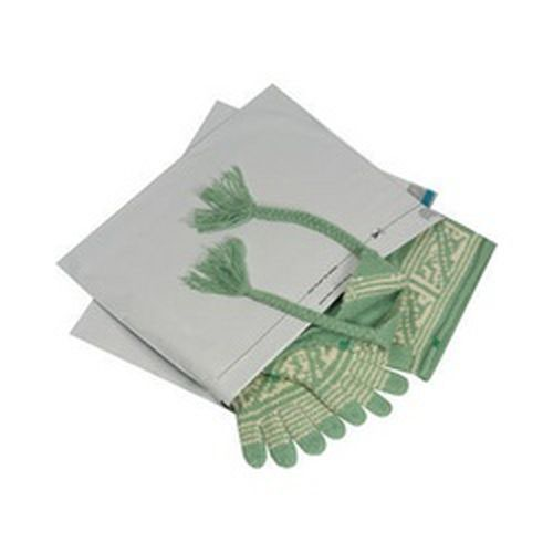 Keepsafe Envelope Extra Strong Polythene Opaque DX W595xH430mm Peel & Seal Box 100