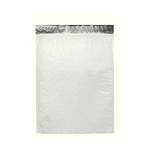 Keepsafe ExtraStrong Padded Polythene Envelope White W350xH470mm Peel & Seal Pack 50