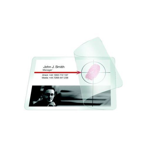 Pelltech Self Laminating Card 54x86mm Pack 100
