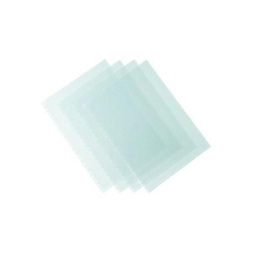 Fellowes Transparent Plastic Cover 200Mic Box 100