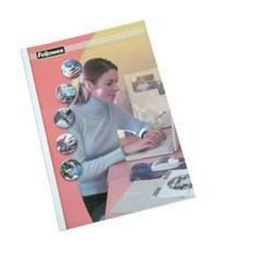 Fellowes Standing Thermal Cover 6mm Pack 100