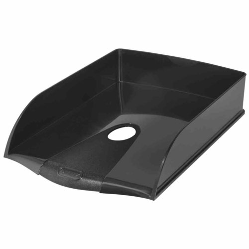 Leitz Recycle Letter Tray A4 Black