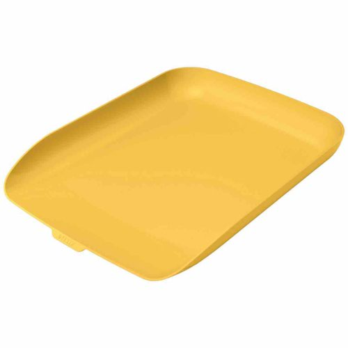 Leitz Cosy Letter Tray A4. Warm Yellow