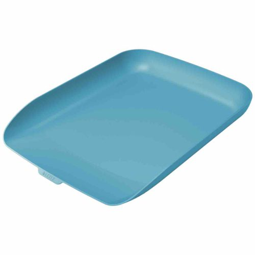 Leitz Cosy Letter Tray A4. Calm Blue