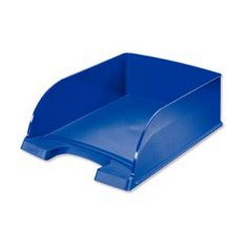 Leitz Jumbo Plus Letter Tray Blue