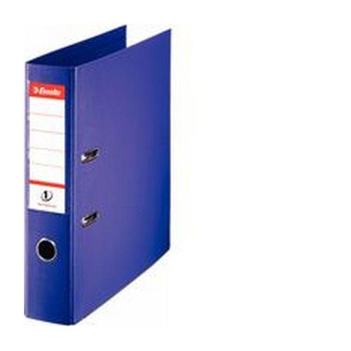 Esselte Lever Arch File Polypropylene A4 75mm Violet