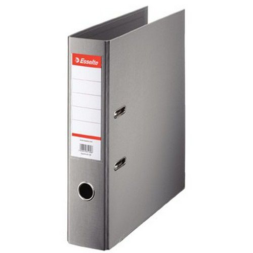 Esselte LAF No1 Pp A4 75mm Grey Pack 10