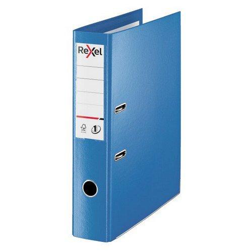 Rexel Choices LAF Pp Fc 75mm Blue