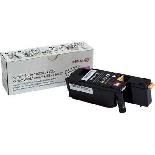 Xerox Phaser 6020 / 6022 / Workcentre 6025 / 6027 Magenta Standard Capacity Toner Cartridge