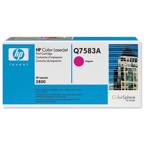 Hewlett Packard CLJ3800 Color LaserJet Magenta Q7583A